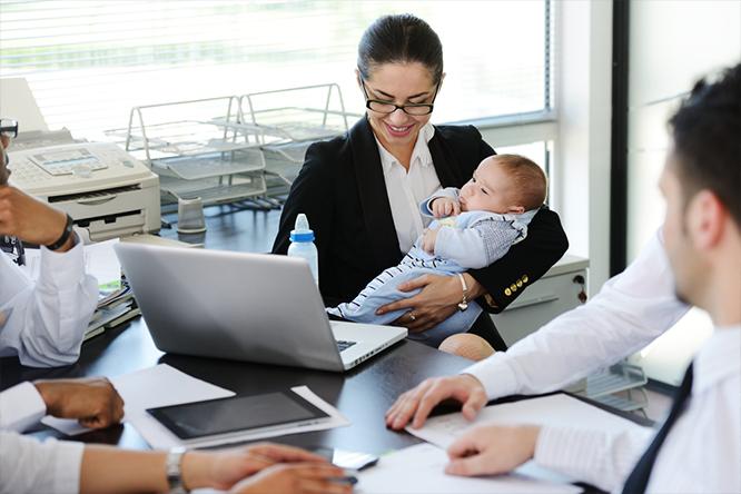 5 女性だけでなく、全ての人材が活躍する職場にするために