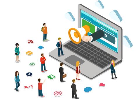 大手ポータルサイトとの連携やサポートが充実!