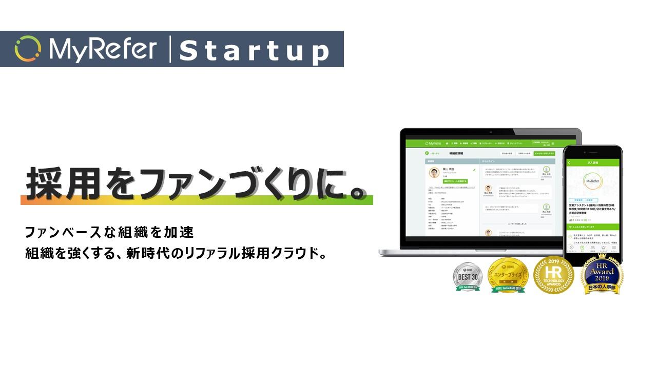 MyRefer Startup