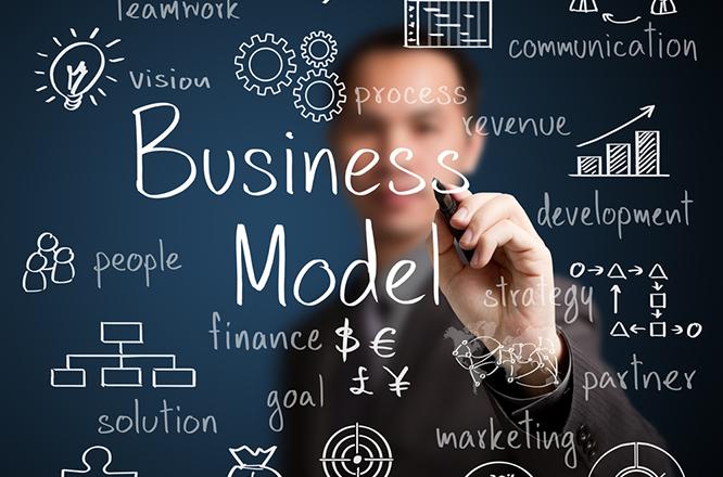 事業のビジネスモデルは定義されているか