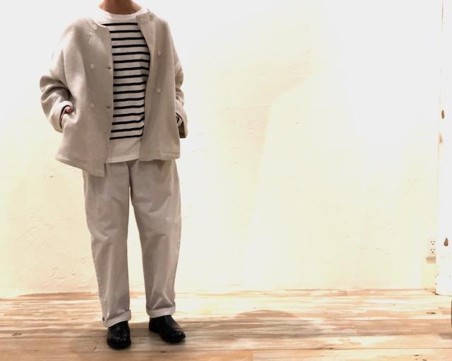 White style **