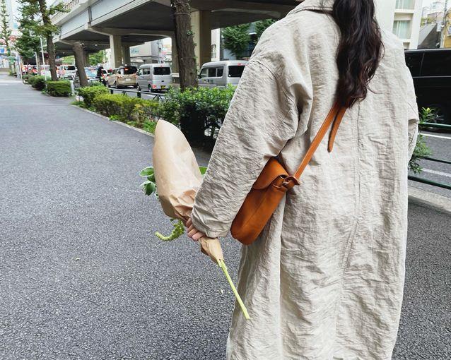 【 10/1 リリース 】裏キルティングのコート