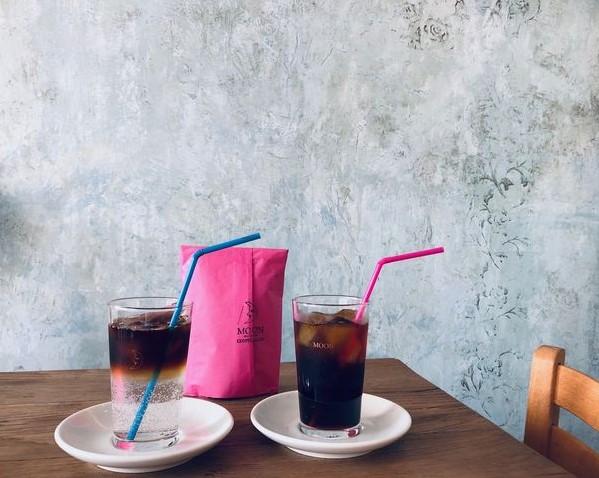 Atelier nest Robe × MOON COFFEE SALON