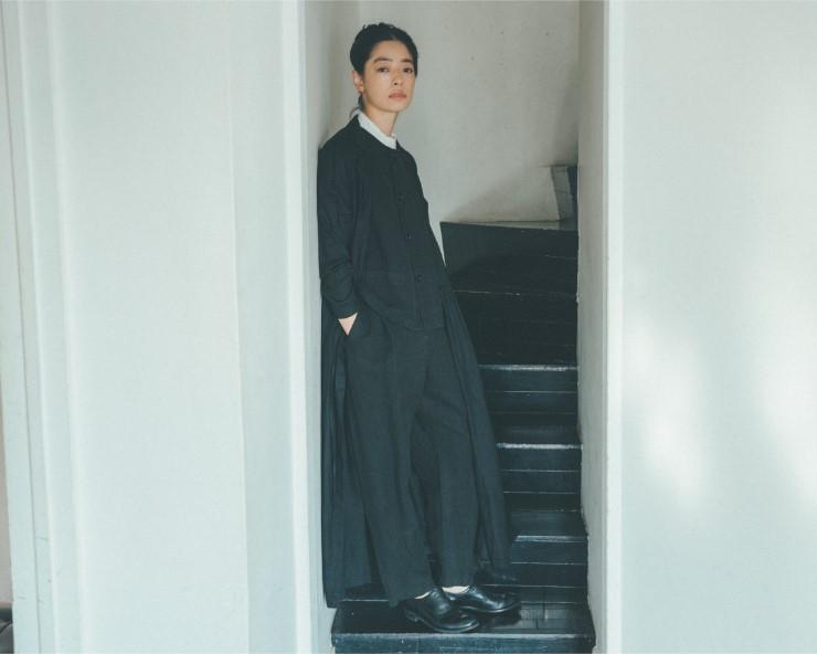メイキング オブ 市川実和子さん nest Robe de わがままな別注  with SITRUUNA