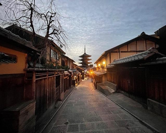 京都の正月より