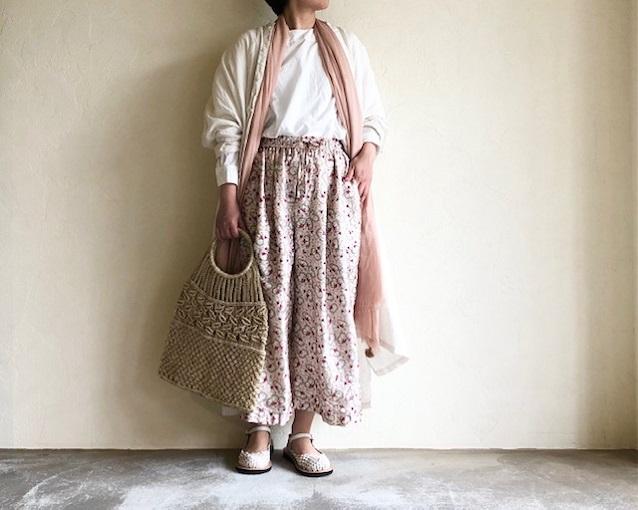 Spring pink coordination