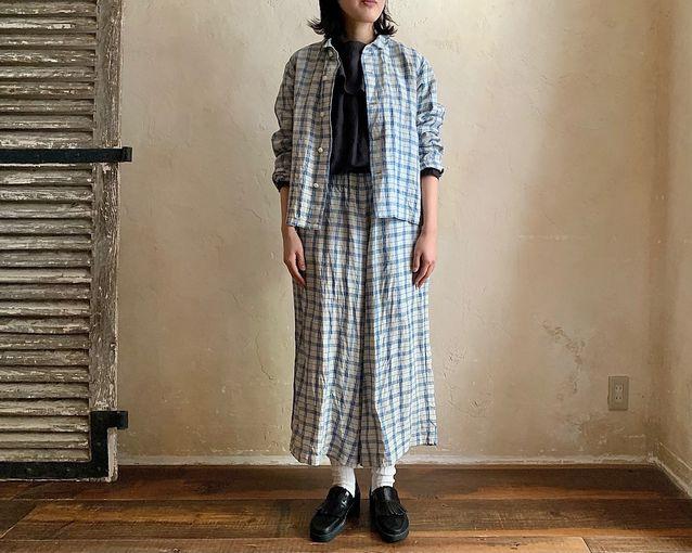 ' Vlas Blomme × nest Robe style'
