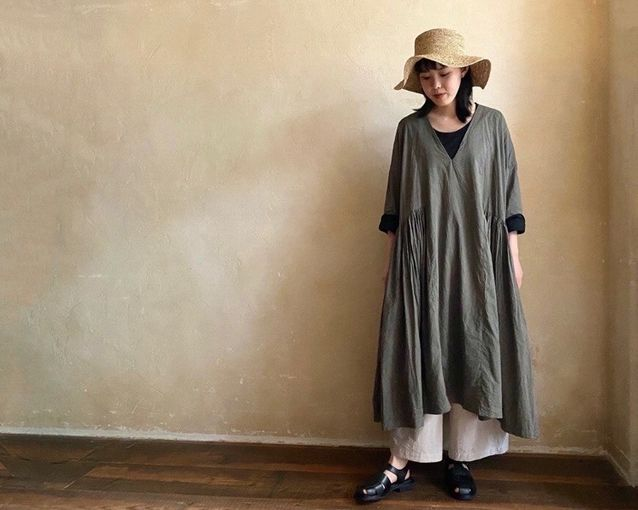 **GARMENT REPRODUCTION OF WORKERS Shibuki zome**
