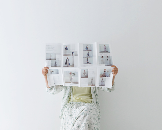 【Spring & Summer 2021 Collection VISUAL BOOK】のお知らせ