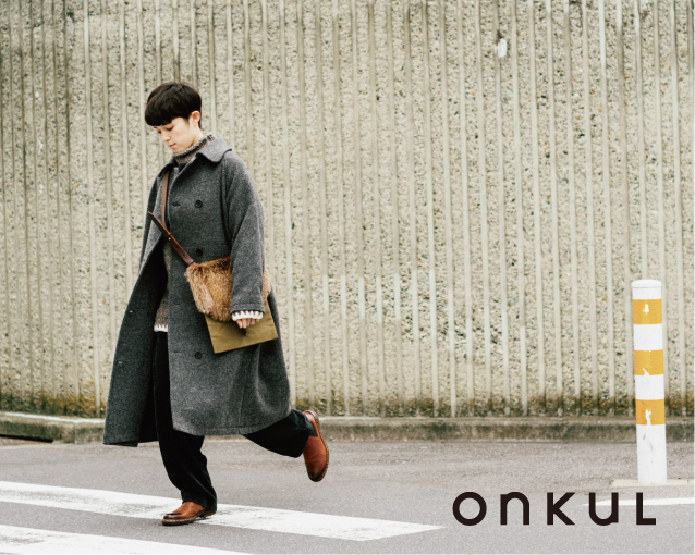 ONKUL Vol.10 2018 AUTUMN & WINETR 掲載のお知らせ