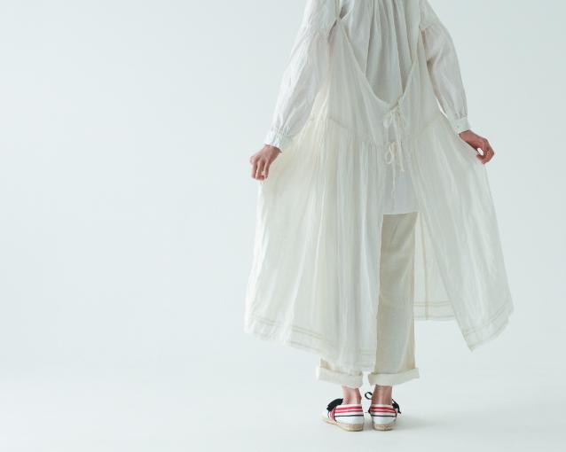 【TORCHON LACE SERIES】発売と特集ページ公開のお知らせ