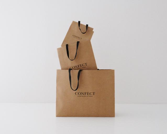 【SHOPPING BAG】有料化のお知らせ