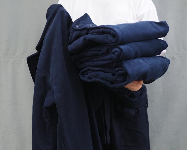【DOUBLE CLOTH MOLESKIN ITEMS】特集ページ公開のお知らせ