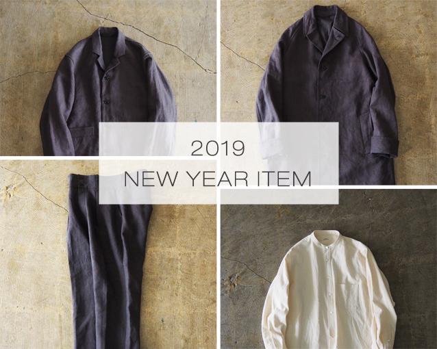 特集ページ「NEW YEAR ITEM」公開のお知らせ