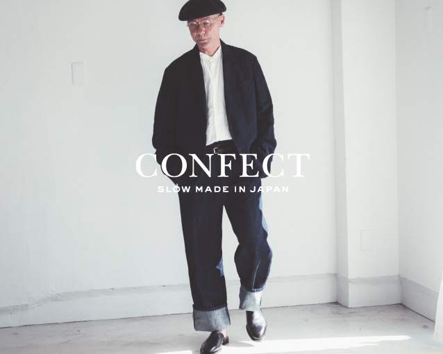 【CONFECT SMALL SHOP】開催のお知らせ