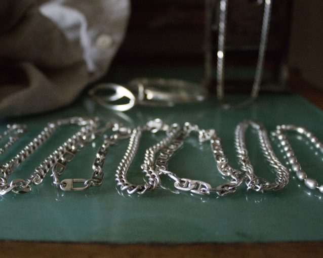 【VINTAGE SILVER ACCESSORIES】開催のお知らせ