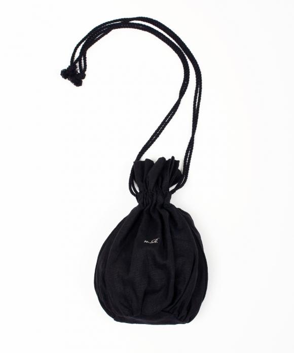 リネン巾着BAG