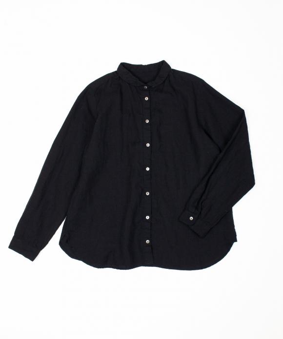 リネンダッチカラーシャツ