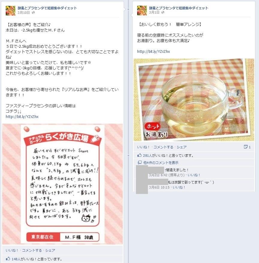 Facebook事例 ナチュラルガーデン5