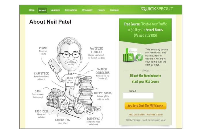 Webサイト,印象に残る,記憶に残る,インパクト,インタラクティブ,ソーシャルプルーフ,Aboutページ
