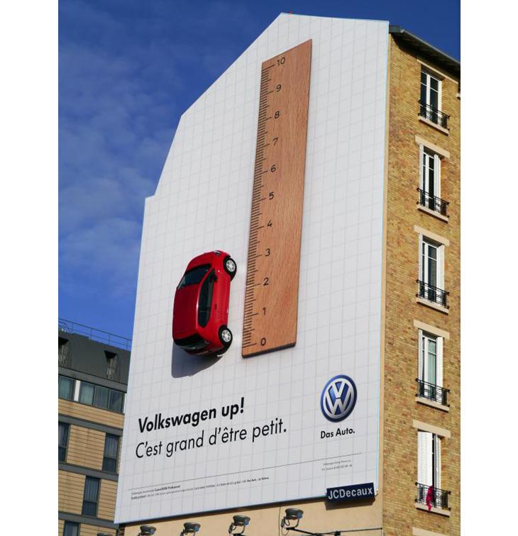 Volkswagen,広告,キャンペーン,話題