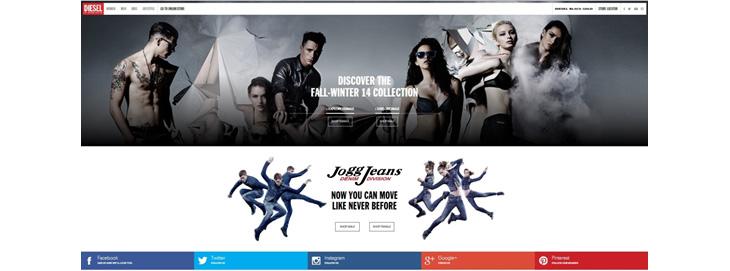 イタリア,ファッションブランド,Webマーケティング,事例,SNS