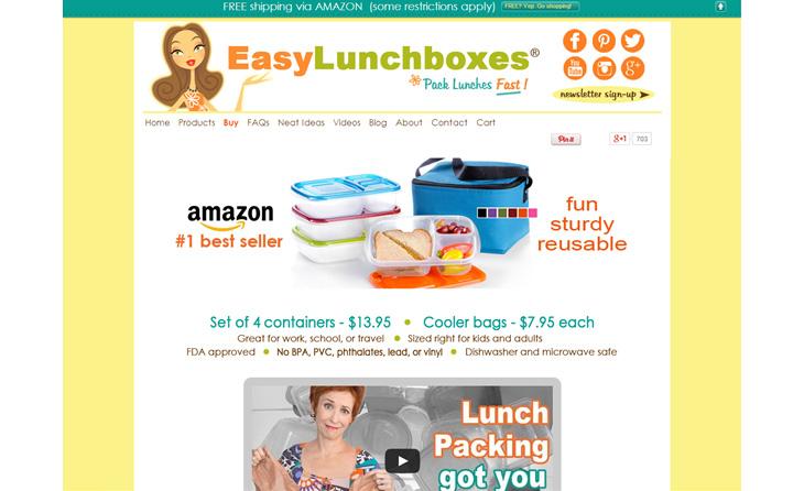 EasyLunchboxes,イージーランチボックス,マムプレナー,マーケティング,ソーシャルメディア