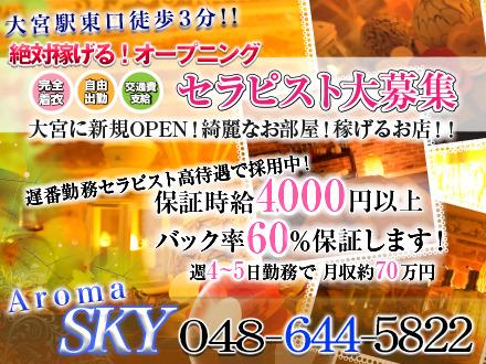 Aroma SKY(アロマスカイ)+画像1
