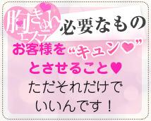 胸きゅんエステ 難波店+画像8