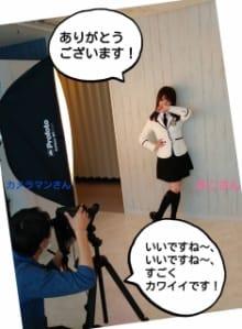 きこさんの!トップバナー撮影現場に密着!(*^^)v|elumo(エルモ)の求人ブログ