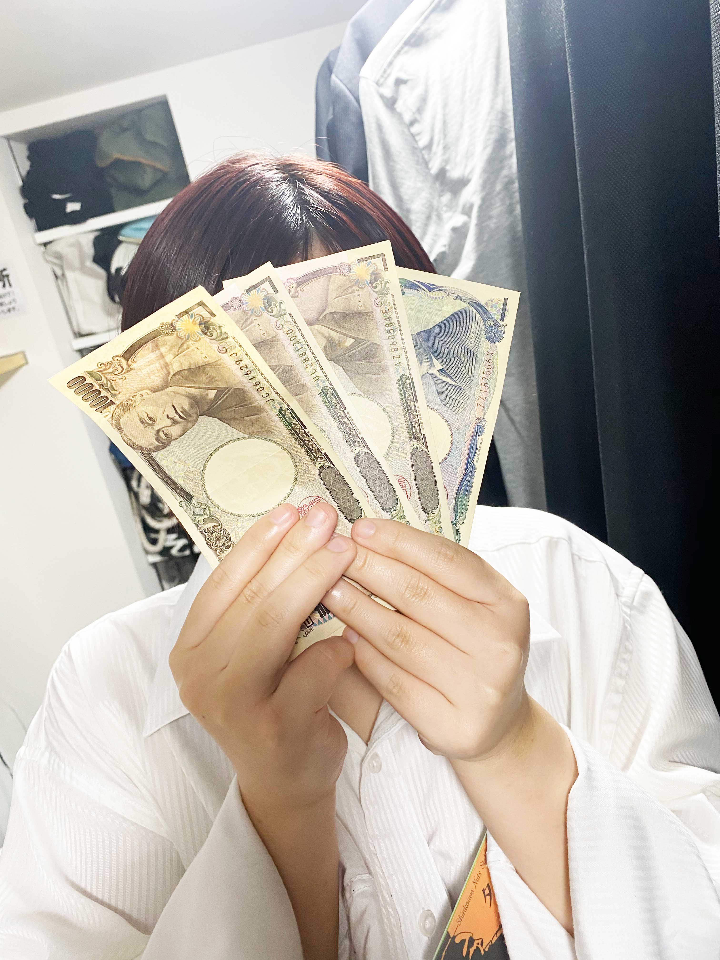 本日のお給料シリーズ6|ストバニの求人ブログ