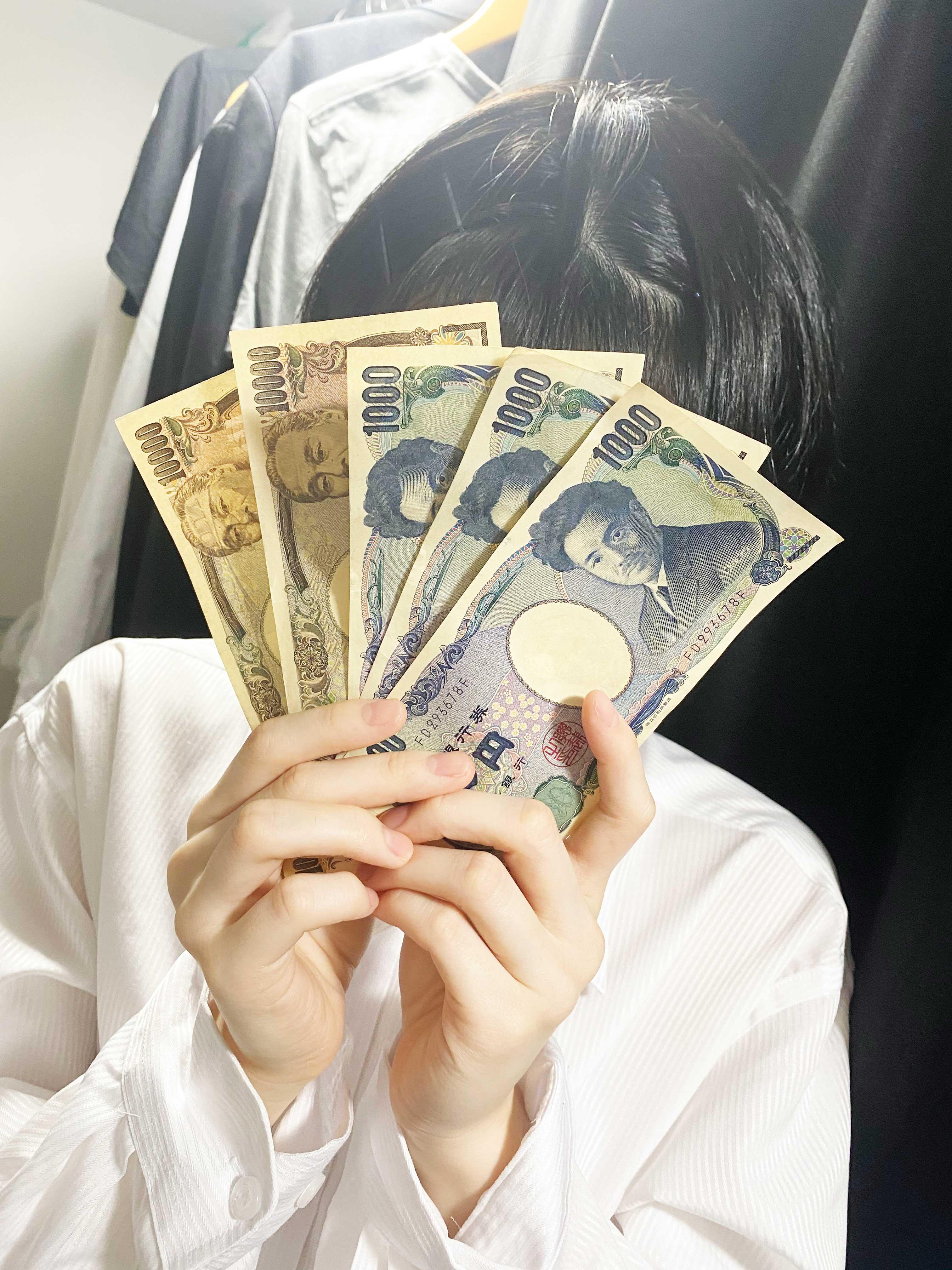 本日のお給料シリーズ5|ストバニの求人ブログ