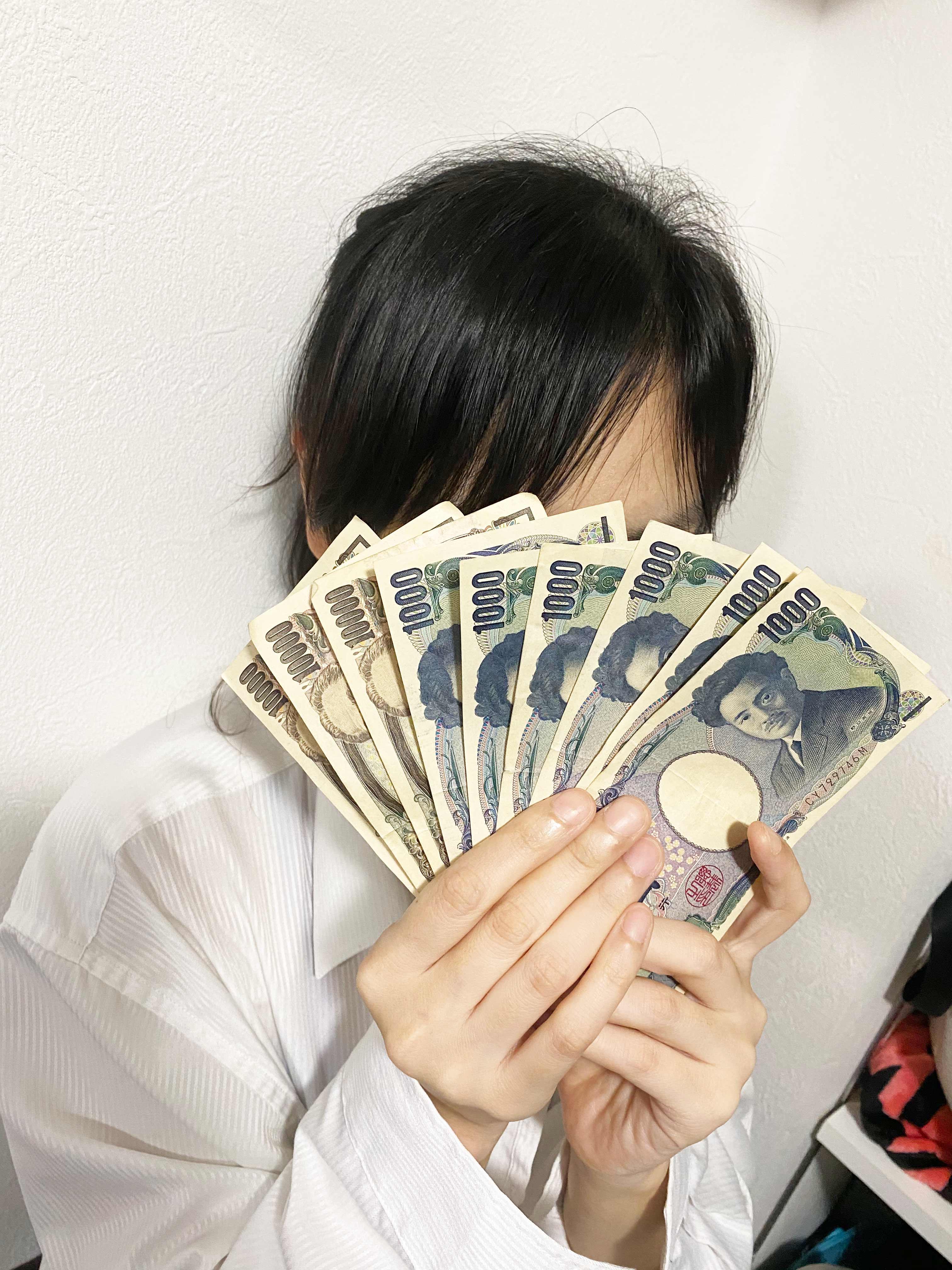 本日のお給料シリーズ1|ストバニの求人ブログ