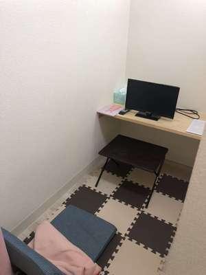 個室待機完備(Wi-fiあります)|Ms.vacation(サンライズグループ)の求人ブログ