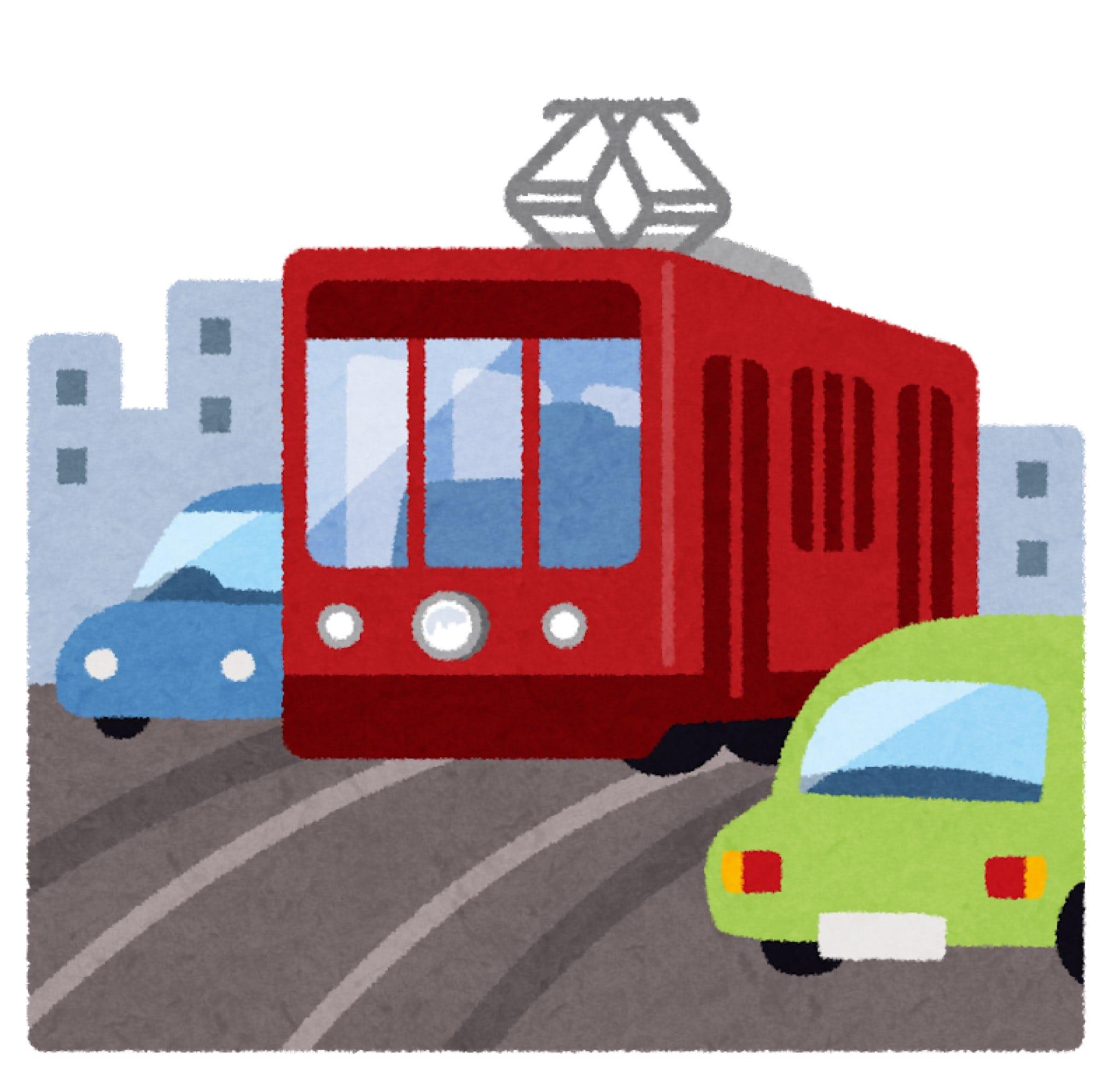 路面電車~♪|R projectの求人ブログ
