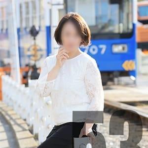 かすみ【清楚系美人】 | 女群市場 性腺熟女100% 大阪(難波)