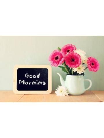「おはようございます?」09/30(水) 09:15   白川 裕子の写メ・風俗動画