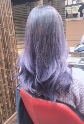 「髪染めたよ〜♡」12/02(水) 22:43 | くろみの写メ・風俗動画
