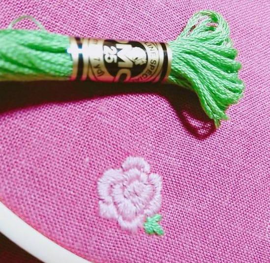 「刺繍」05/02(日) 13:24 | 新人すみれの写メ・風俗動画