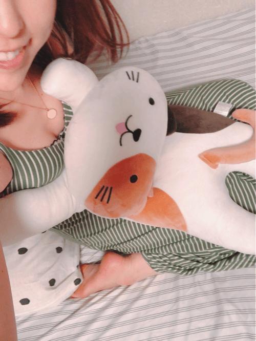 「抱いて寝ます!!!」06/18(金) 12:58   さくらの写メ
