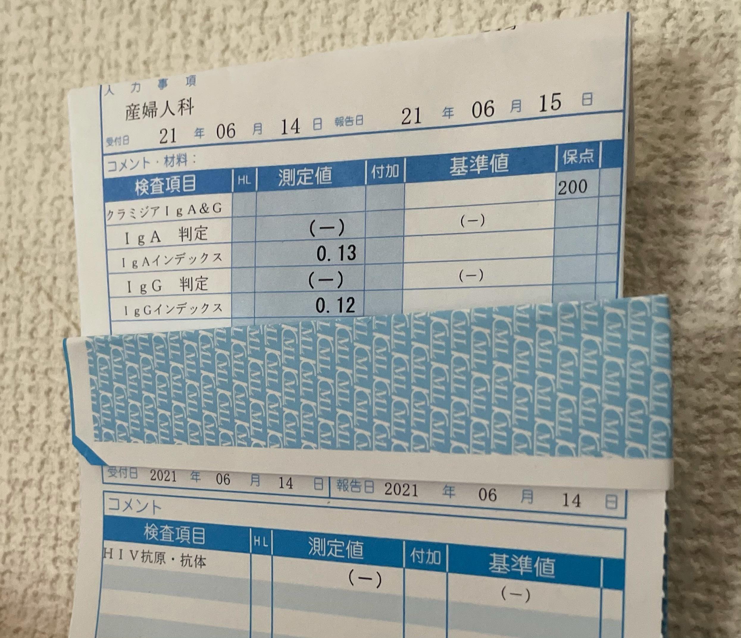 「♡ . 性病検査結果発表〜❗️」06/22(火) 14:59   新人さくや☆清楚系Eカップ美少女の写メ