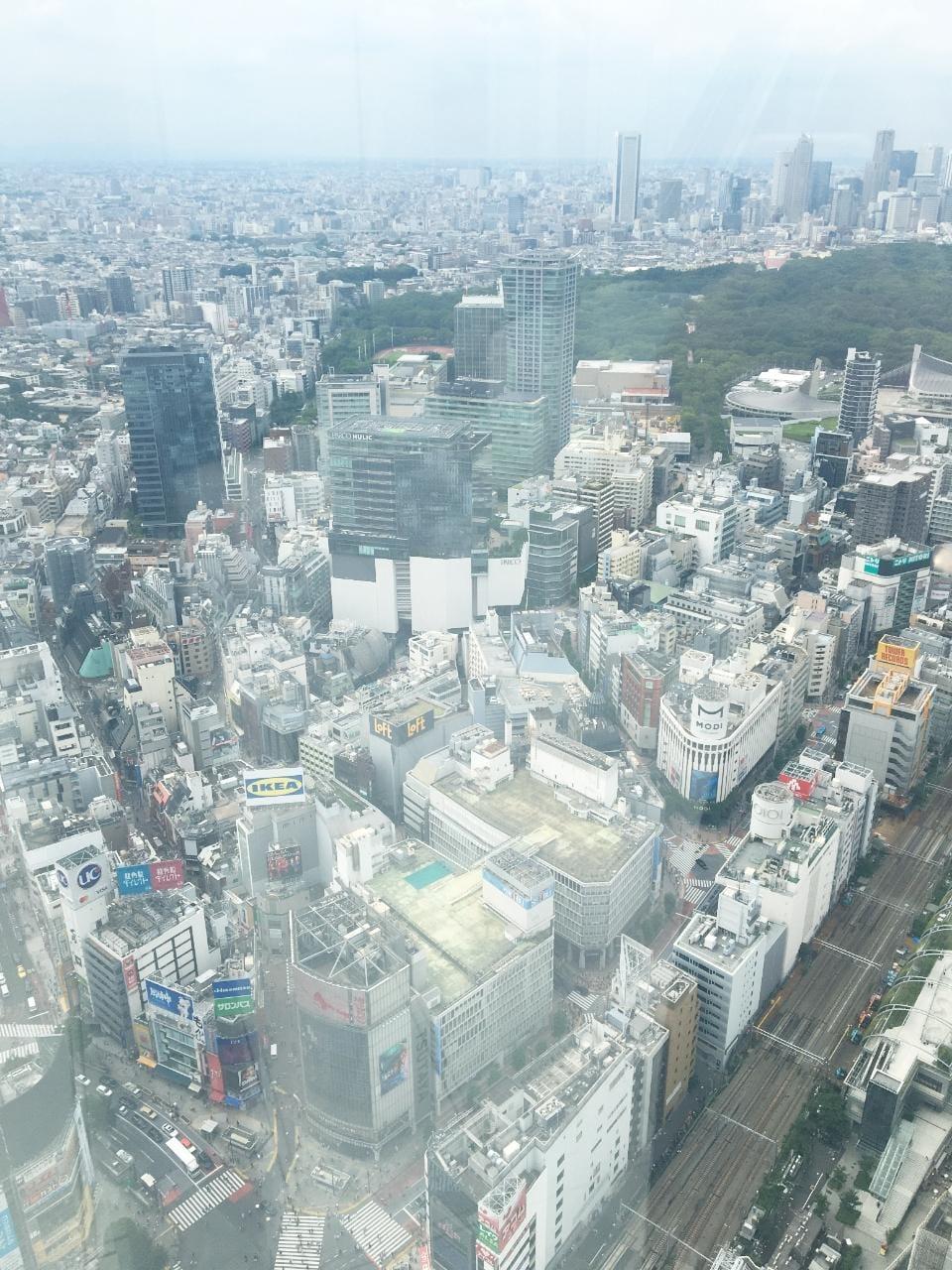まいか「渋谷の屋外型展望台✨」06/23(水) 11:16 | まいかの写メ