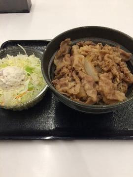 「牛丼!」03/26(月) 07:45 | 矢式世奈の写メ・風俗動画