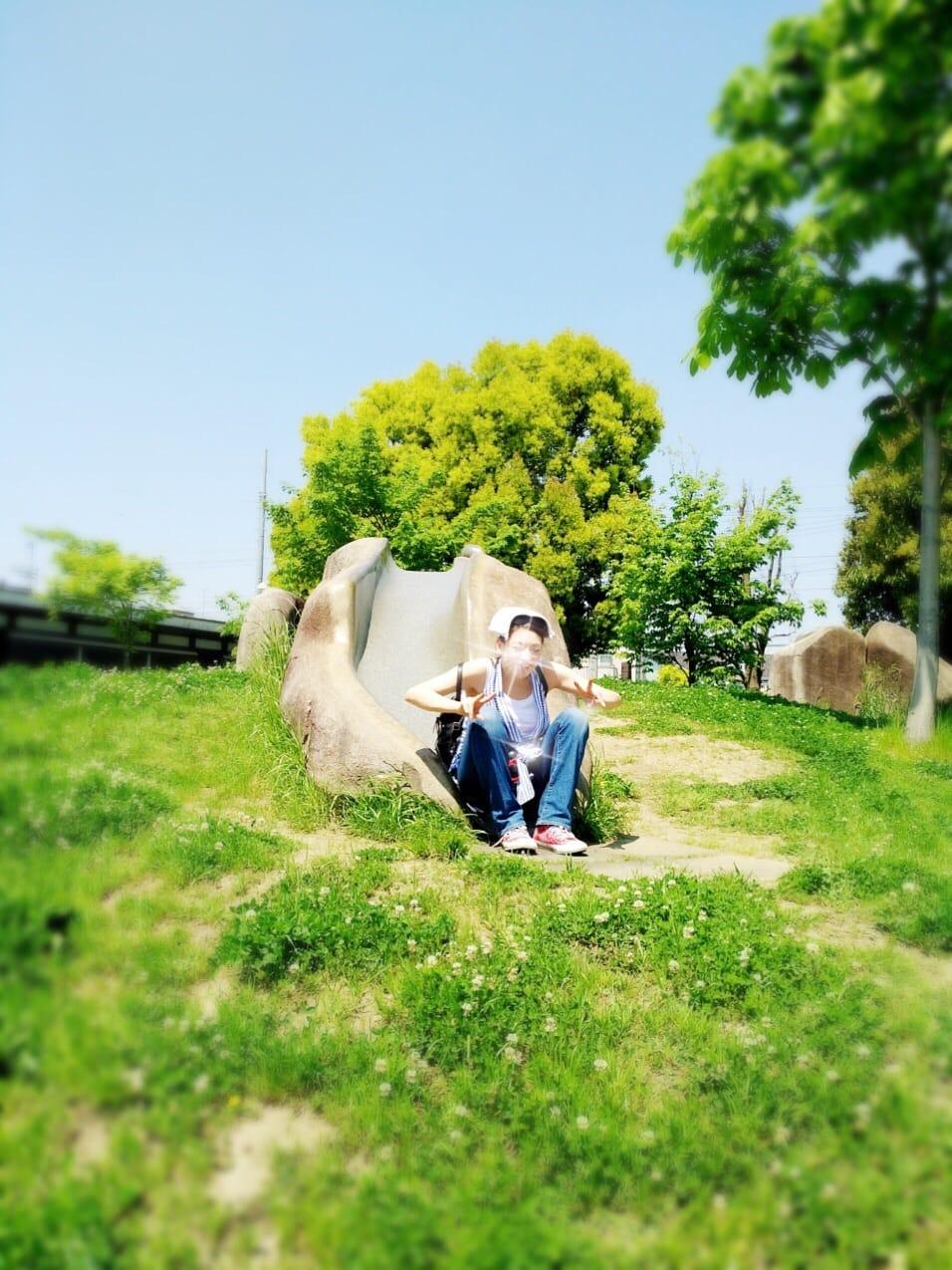「お散歩」04/22(日) 23:50 | レイラの写メ・風俗動画