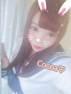 ココア「こんにちは\( ?ω? )/」04/23(月) 17:11 | ココアの写メ・風俗動画