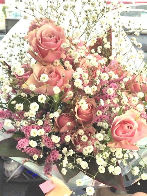 「お花」04/23(月) 20:19   真木 沙織の写メ・風俗動画