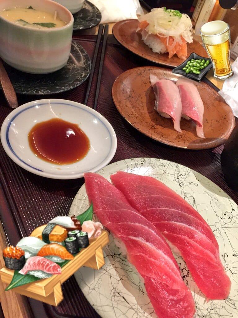 れいか「おやしゅみのお寿司、飯テロ」05/14(月) 00:04 | れいかの写メ・風俗動画
