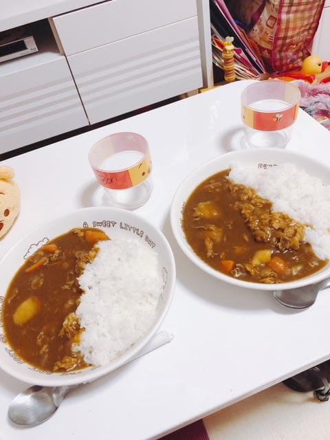 「カレー⸜( ´ ꒳ ` )⸝♡」05/22日(火) 03:29 | かえの写メ・風俗動画