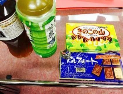 「お菓子、いただきました( ^∀^)」06/22(金) 18:20 | 三上 すみれの写メ・風俗動画