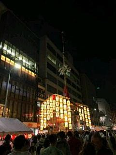 「京都祇園祭。」07/18日(水) 06:05 | 柚樹の写メ・風俗動画